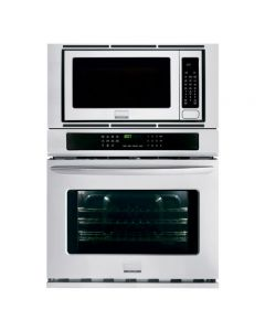 "30"" Electric Microwave Combination Oven - Black"