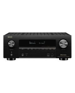 9.2ch 4K AV Receiver with 3D Audio and HEOS Built-in