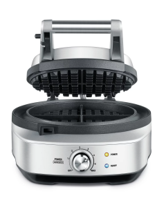 The No Mess Waffle Maker
