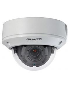 2-megapixel dome IP camera with motorized lens