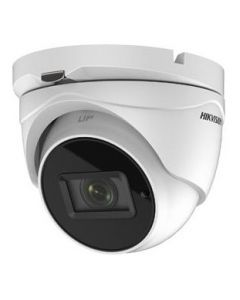 Analog Turret Camera: 5mp, HD 5mp, OSD menu, DNR, smart IR, EXIR technology, 40m IR distance, motorized Varifocal lens, indoor/outdoor (2.8-12mm)