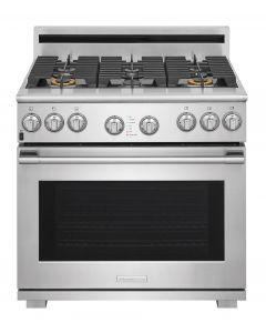36'' Full-Natural Gas Freestanding Range