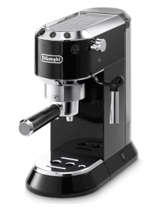 Manual Expresso Machine Black