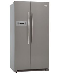 Side by Side Refrigerator 2 Doors 537L / 19.0Cuft - Control panel - Titanium - 120V / 60Hz