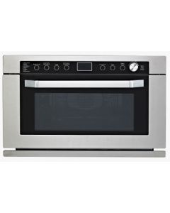 Microwave with Convection Led Controls Stainless