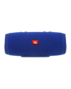 JBL Charge 3 Full-featured waterproof portable speaker with high-capacity battery to charge your devices (Blue)