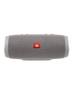 JBL Charge 3 Full-featured waterproof portable speaker with high-capacity battery to charge your devices (Grey)
