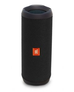 JBL Flip 4 A full-featured waterproof portable Bluetooth speaker with surprisingly powerful sound (Black)