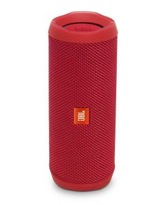 JBL Flip 4 A full-featured waterproof portable Bluetooth speaker with surprisingly powerful sound (Red)