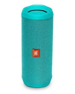 JBL Flip 4 A full-featured waterproof portable Bluetooth speaker with surprisingly powerful sound (Teal)