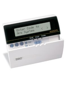 MAXSYS Programmable-Message LCD Keypad