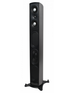 Mythos ST-L SuperTower Flagship Super Tower with Built-In Powered Subwoofer