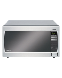 Microwave Oven with Inverter Technology, 1.2 Cubic feet