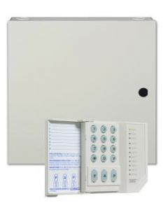 Panel of 4 to 32 hybrid zones with 8-LED keypad