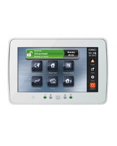 PowerSeries TouchScreen Security Interface