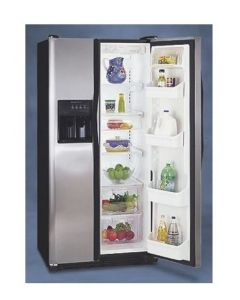 22.6 Cu. Ft. Side by Side Refrigerator