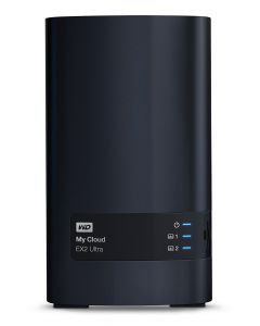 WD 4TB My Cloud EX2 Ultra Network Attached Storage - NAS
