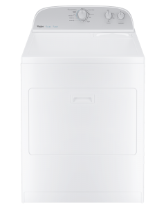 Dryer Front Load Whirlpool Excel - 18 kg - Gas