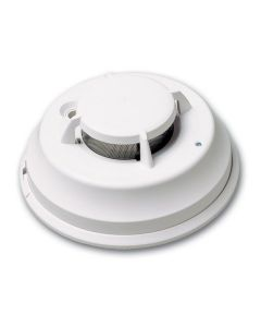 Wireless Photoelectric Smoke Detector with Heat Detection