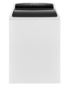 Washing machine with High Efficiency system - White - 24 Kg