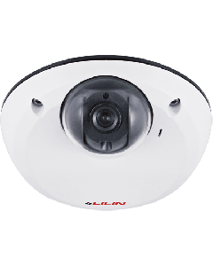 Indoor Pro-Series 4mm Mini-Dome Camera with Intelligent Video Surveillance