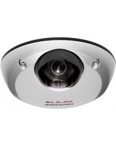 2-Megapixel (1080p) Indoor Mini-Dome IP Camera (Silver)