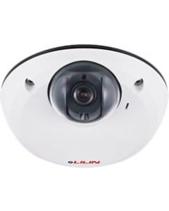 2-Megapixel (1080p) Indoor Mini-Dome IP Camera (White)
