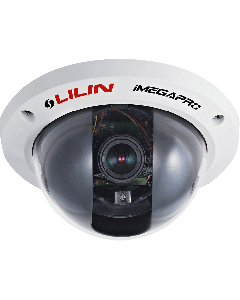 2-Megapixel (1080P) 30FPS Varifocal Indoor Dome IP Camera