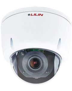 Outdoor 3-Megapixel 15 FPS Vandal Dome IP Varifocal Camera