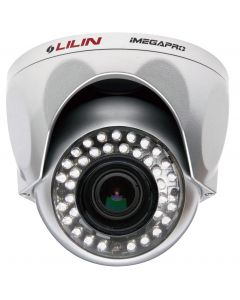 2-Megapixel (1080p) Outdoor Vandal Resistant Eyeball IP Camera with Night Vision