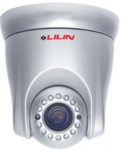 Indoor 10X Zoom 2-Megapixel 30 FPS IR PTZ Dome IP Camera (PoE+/DC12V)