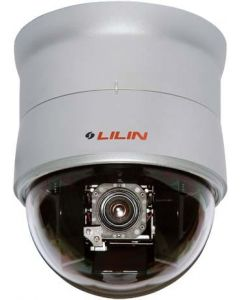 Indoor 10X Zoom 2-Megapixel 30 FPS PTZ Dome IP Camera (PoE+/DC12V)