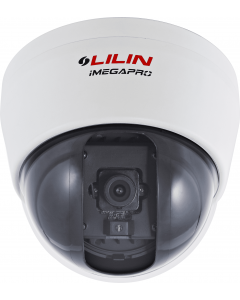 2-Megapixel (1080p) 15FPS Indoor Dome IP Camera
