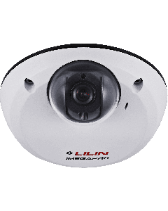 2-Megapixel (1080p) 15FPS Indoor Mini-Dome IP Camera