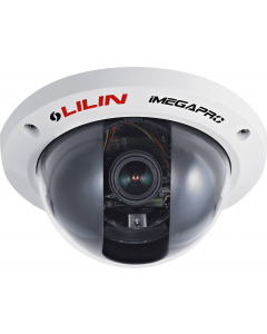 2-Megapixel (1080p) 15FPS Varifocal Indoor Dome IP Camera