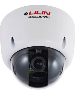 2-Megapixel (1080p) 15FPS Varifocal Outdoor Vandal Resistant Dome IP Camera