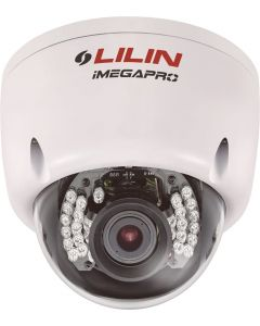 Day & Night 1080P High-Definition Auto Focus Vandal-Resistant IP IR Dome Camera