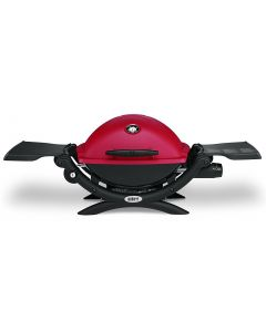 Weber Gas Grill Q 1200 Red
