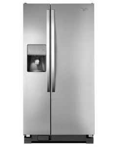 Side by Side Refrigerator 22 pc