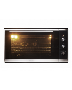 90 cm Gas Oven With Rotisserie (110v)