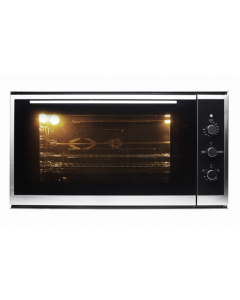 90 cm Gas Oven With Grill And Rotisserie (220v)