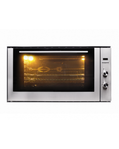 90 cm Electrical Oven With Grill, Rotisserie And Digital Clock (220v)