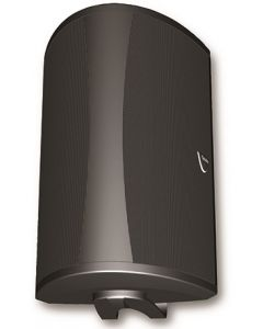 Superior performance all-weather loudspeaker outdoor Specker - Black