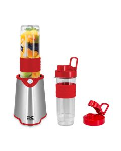 Kalorik Red and Stainless Steel Personal Sport Blender
