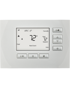 Control4® Wireless Thermostat by Aprilaire - White