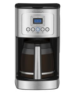 14 Cup PerfecTemp Programmable Coffeemaker Stainless Steel/Black
