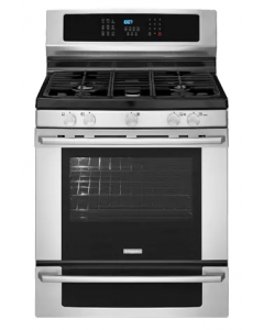 30'' Gas Freestanding Range with IQ-Touch™ Controls