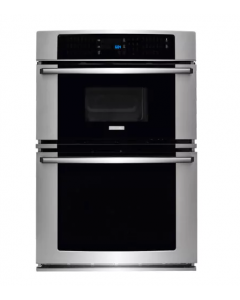 30'' Wall Oven and Microwave Combination with Wave-Touch Controls