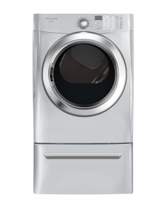 27 Inch Gas Dryer with 7.0 cu. ft. Capacity