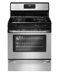 "Frigidaire - Estufa - 30"" - Gas - Independiente - Acero Inoxidable"